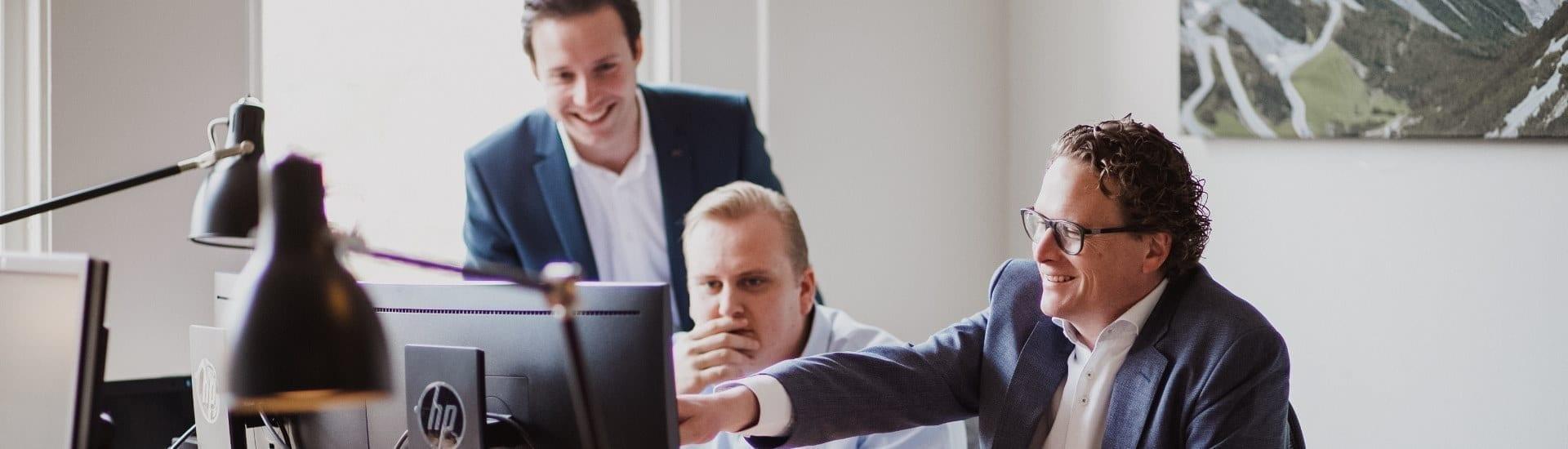 Bedrijf verkopen – desktop
